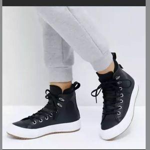 Converse Lunaron Chuck Taylor Leather High-Top